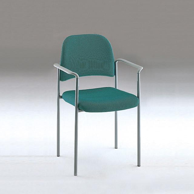 스머프 고정형 팔걸이 의자