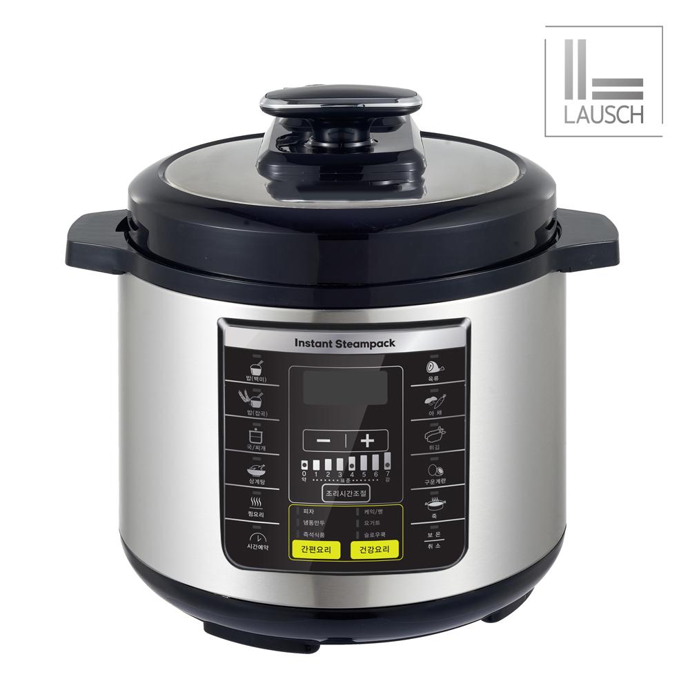 [라우쉬] 인스턴트 스팀팩 멀티 쿠커 LSPC-M7000